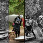 Sélectif régional kayak slalom 2013